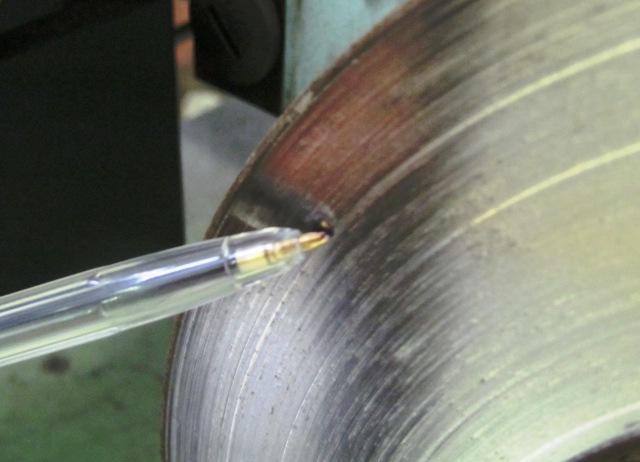 Фото №21 - ВАЗ 2110 проточка тормозных барабанов